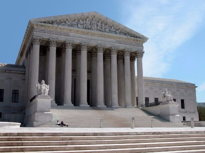 us supreme court house
