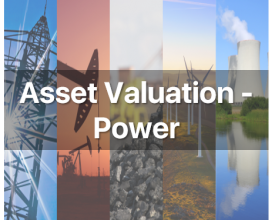 Asset Valuation – Power