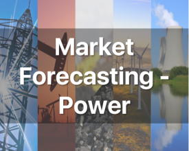 Electric Power Market Forecasting