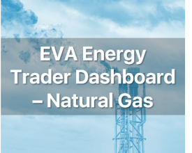 Energy Trader Dashboard – Natural Gas
