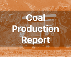 U.S. Coal Production Report