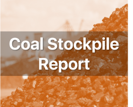 U.S. Coal Stockpile Report