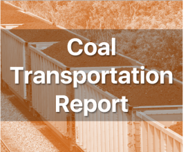 U.S. Coal Transportation Report