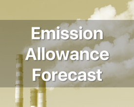 Emission Allowance Forecast
