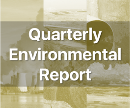 Quarterly Environmental Report