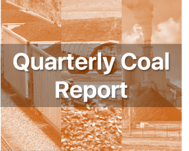 Quarterly U.S. Coal Report