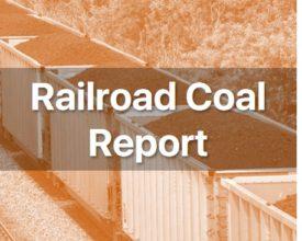 U.S. Railroad Coal Report